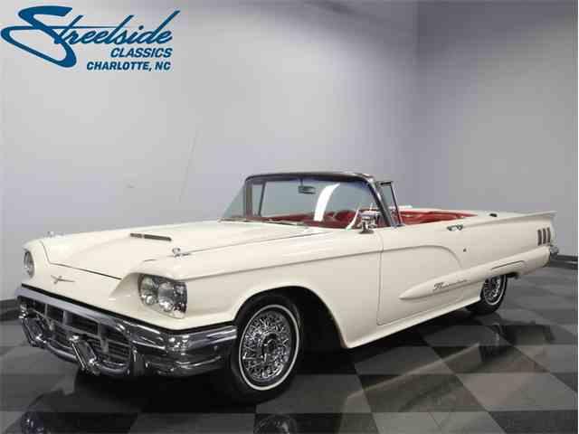 1960 Ford Thunderbird J-Code | 1037625