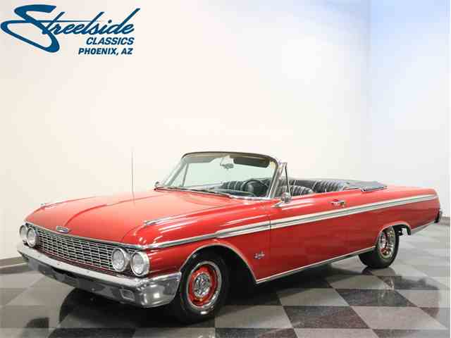 1962 Ford Galaxie Sunliner | 1037634