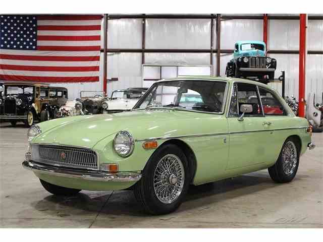 Picture of '70 MGB - M8N7