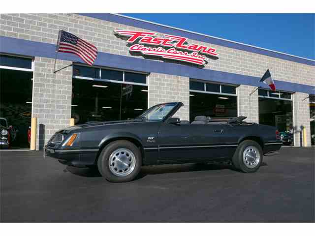 1984 Ford Mustang GT | 1037646