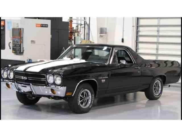1970 Chevrolet El Camino 454 Pickup | 1037662
