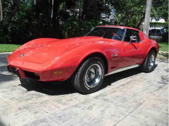 1975 Chevrolet Corvette | 1037665