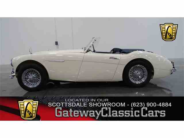 Picture of Classic '60 Austin-Healey 3000 Mark I located in Deer Valley Arizona - M8OA