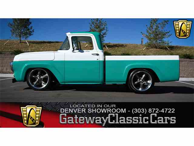 1958 Ford F100 | 1037676