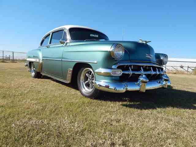 Picture of '54 Bel Air - M8OI