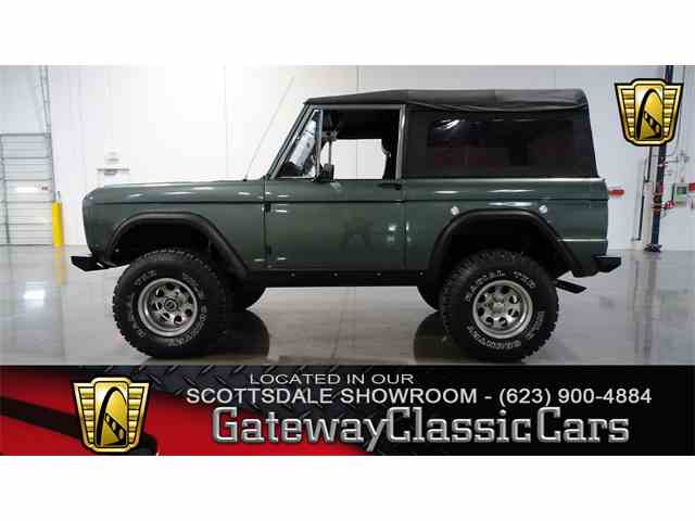 Picture of '68 Bronco - M8OK