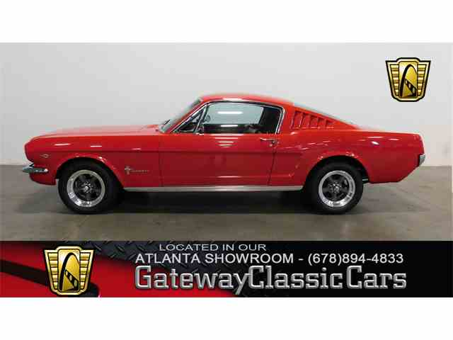 1966 Ford Mustang | 1037693