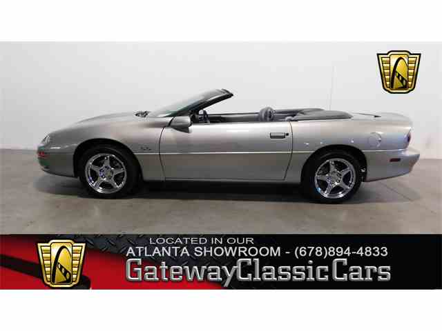 Picture of 1999 Camaro located in Alpharetta Georgia - $12,595.00 Offered by Gateway Classic Cars - Atlanta - M8OW