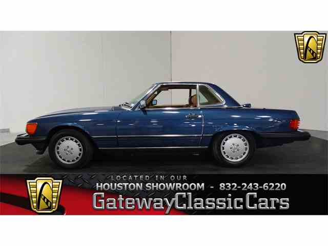 1986 Mercedes-Benz 560SL | 1037699