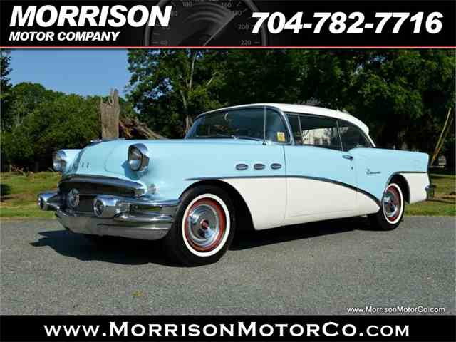 Picture of Classic 1956 Special Riviera Offered by Morrison Motor Company - M8P8
