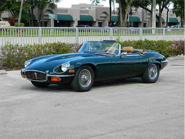1972 Jaguar XKE | 1037715