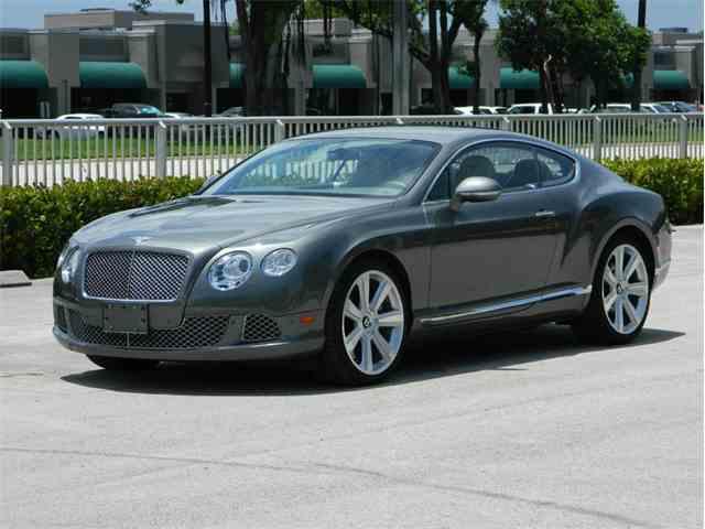 2012 Bentley GT W12 | 1037721