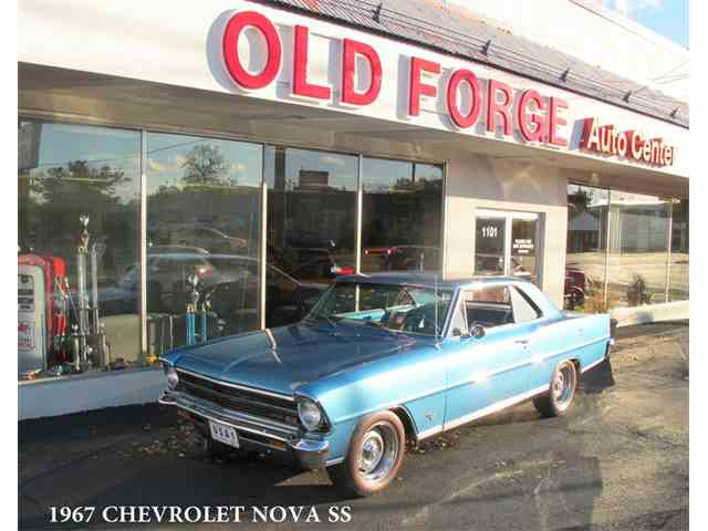 1967 Chevrolet Nova SS | 1037722
