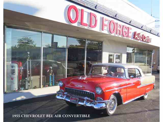 Picture of '55 Bel Air - M8PQ