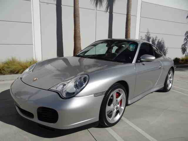 Picture of '04 911 Carrera 4 - M8PT