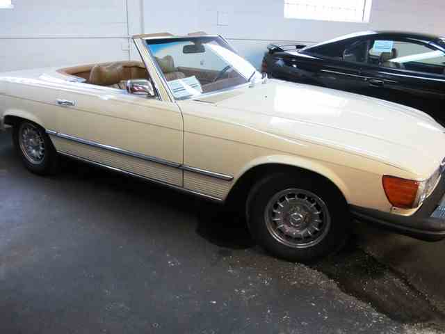 1975 Mercedes-Benz 450SL | 1037732