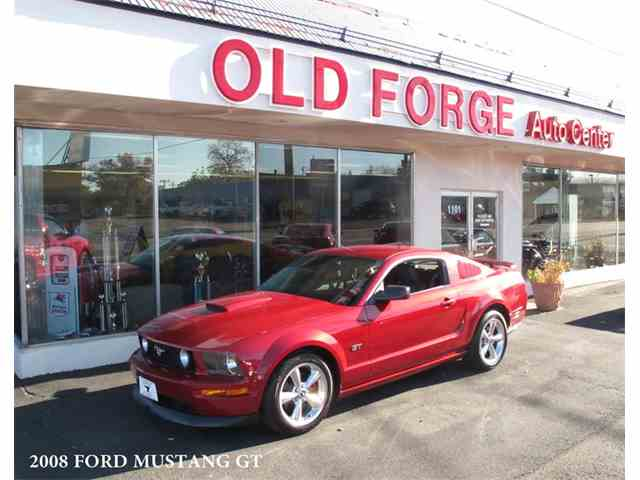 Picture of 2008 Ford Mustang GT located in Lansdale Pennsylvania - $15,900.00 - M8PZ