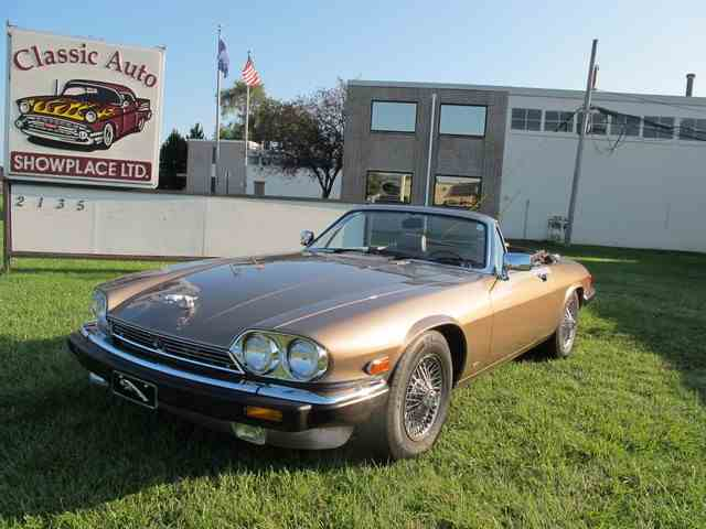 Picture of 1988 XJS located in Michigan - $23,900.00 Offered by Classic Auto Showplace - M8Q3