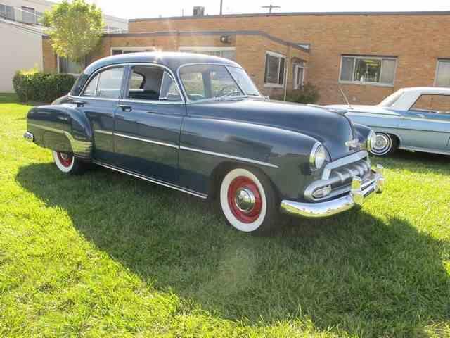 1952 Chevrolet Deluxe | 1037742