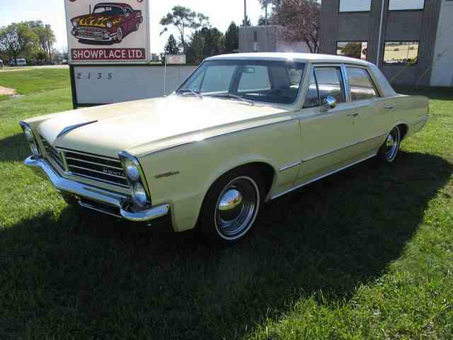 Classic Pontiac Tempest for Sale on ClassicCarscom  25 Available