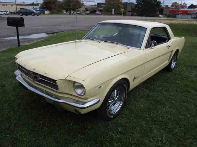 1965 Ford Mustang | 1037744