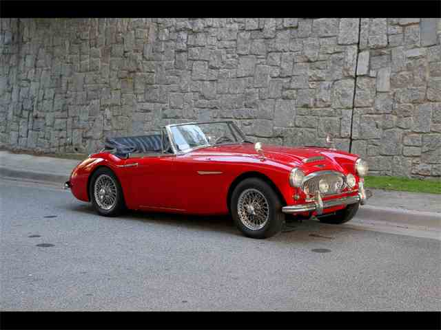 1963 Austin-Healey 3000 Mark II | 1037745