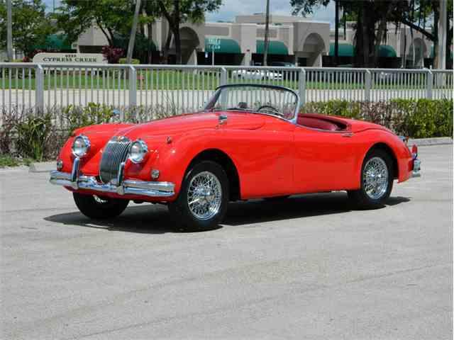 1959 Jaguar XK150 | 1037759