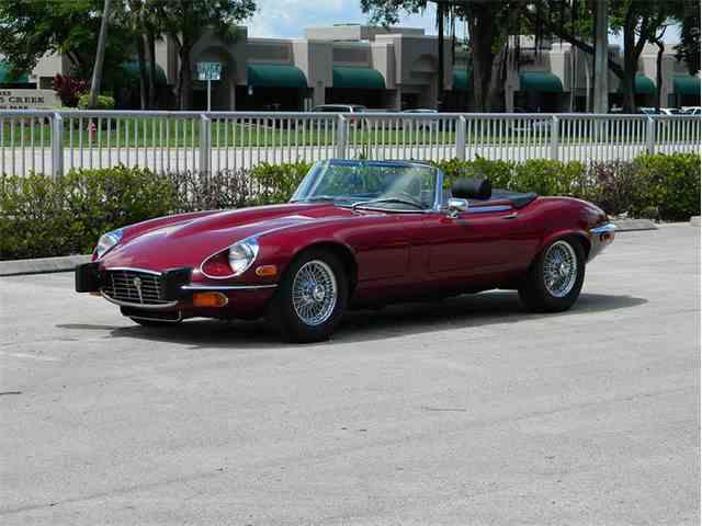 1974 Jaguar XKE | 1037763