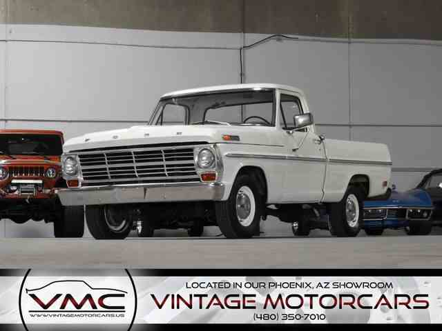 1969 Ford F100 | 1030777