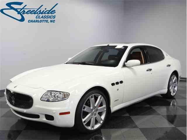 2007 Maserati Quattroporte | 1037772
