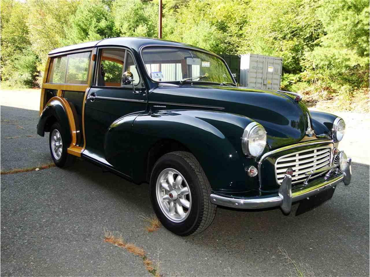 Morris minor traveller for sale - 1967 Morris Minor 1037773