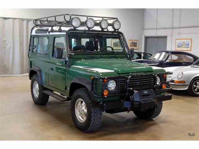 1997 Land Rover Defender | 1030779