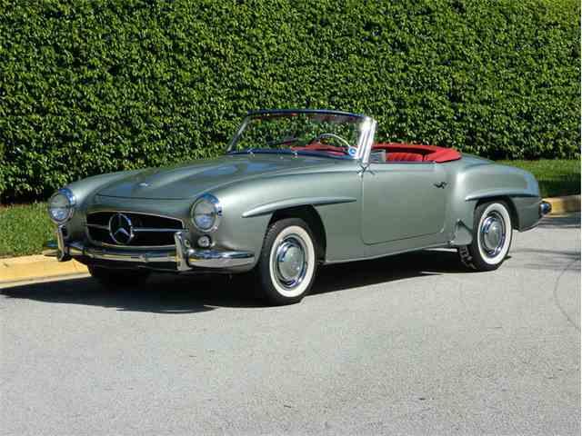 1960 Mercedes-Benz 190SL | 1037790