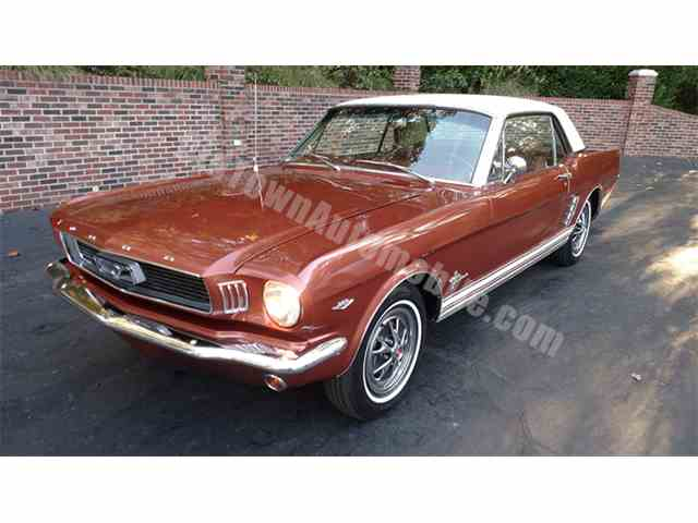 Picture of '66 Mustang - M8RJ