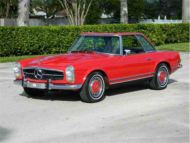 1968 Mercedes-Benz 280SL | 1037793