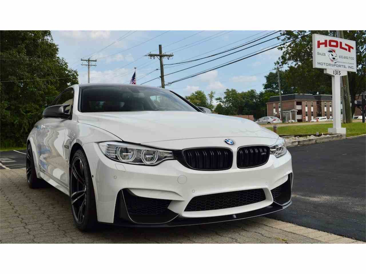 Large Picture of 2016 BMW M4 located in West Chester Pennsylvania - M8RM