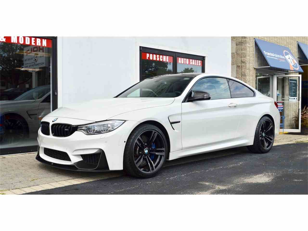Large Picture of 2016 BMW M4 located in West Chester Pennsylvania - $58,500.00 - M8RM
