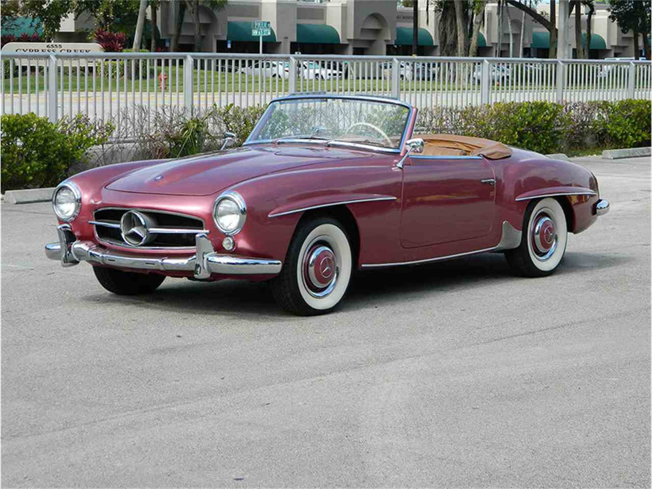 Large Picture of '57 190SL - M8SB