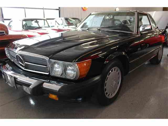 1988 Mercedes-Benz 560 | 1030782
