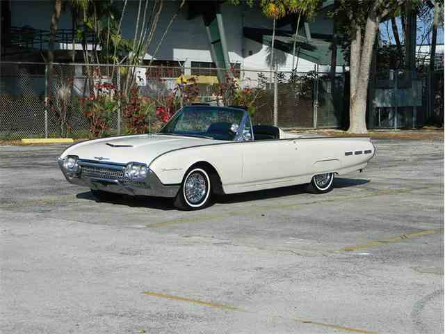 1962 Ford Thunderbird | 1037823