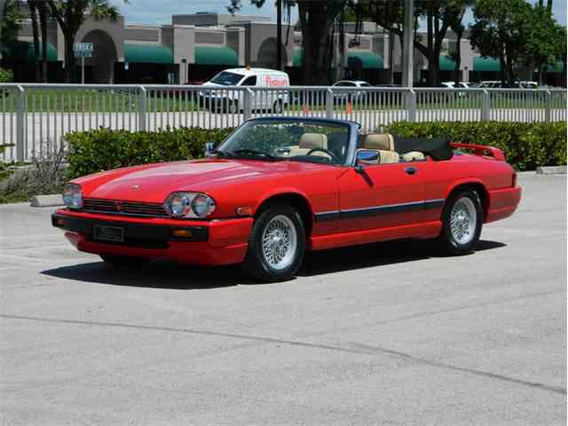1991 Jaguar XJS | 1037824