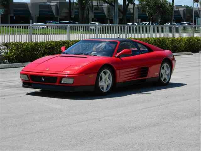 1991 Ferrari 348   1037829