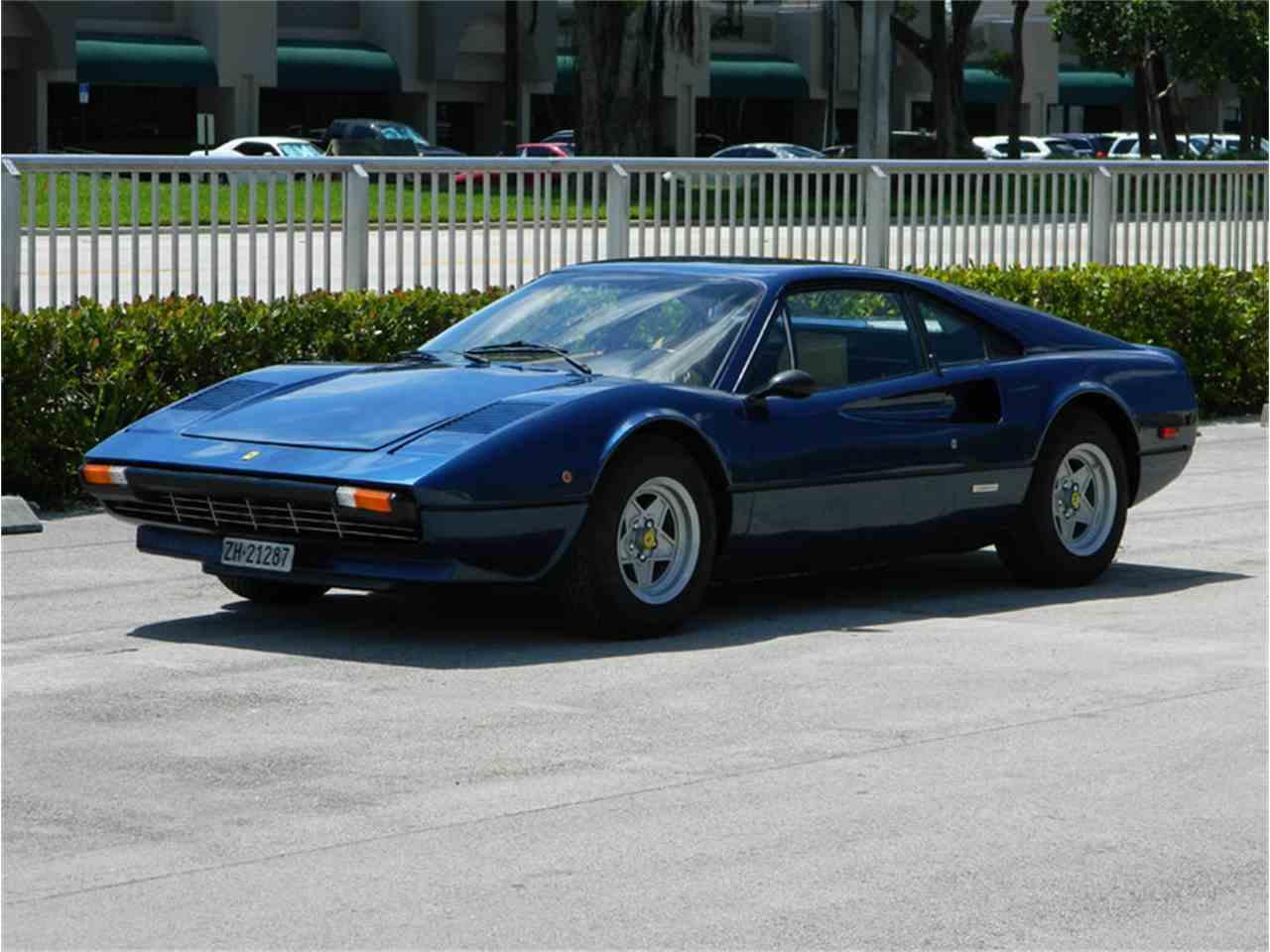 Large Picture of '77 Ferrari 308 - M8SP