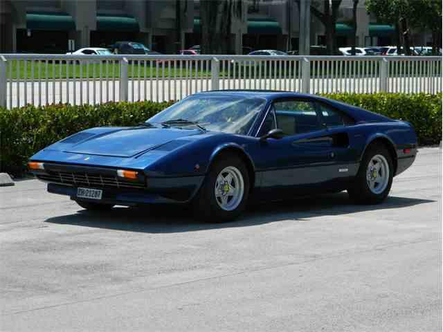 1977 Ferrari 308   1037833