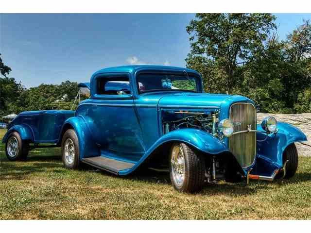 1932 Ford 3-Window Coupe | 1037839