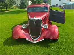1934 Ford 3-Window Coupe for Sale - CC-1037866