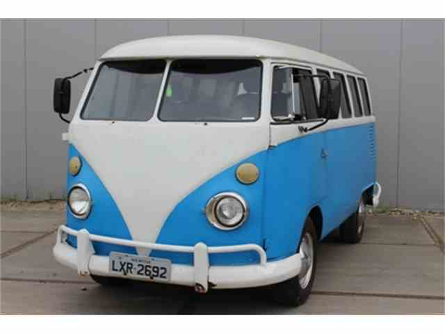 Picture of 1975 Volkswagen Bus - $20,300.00 Offered by E & R Classics - M8TO