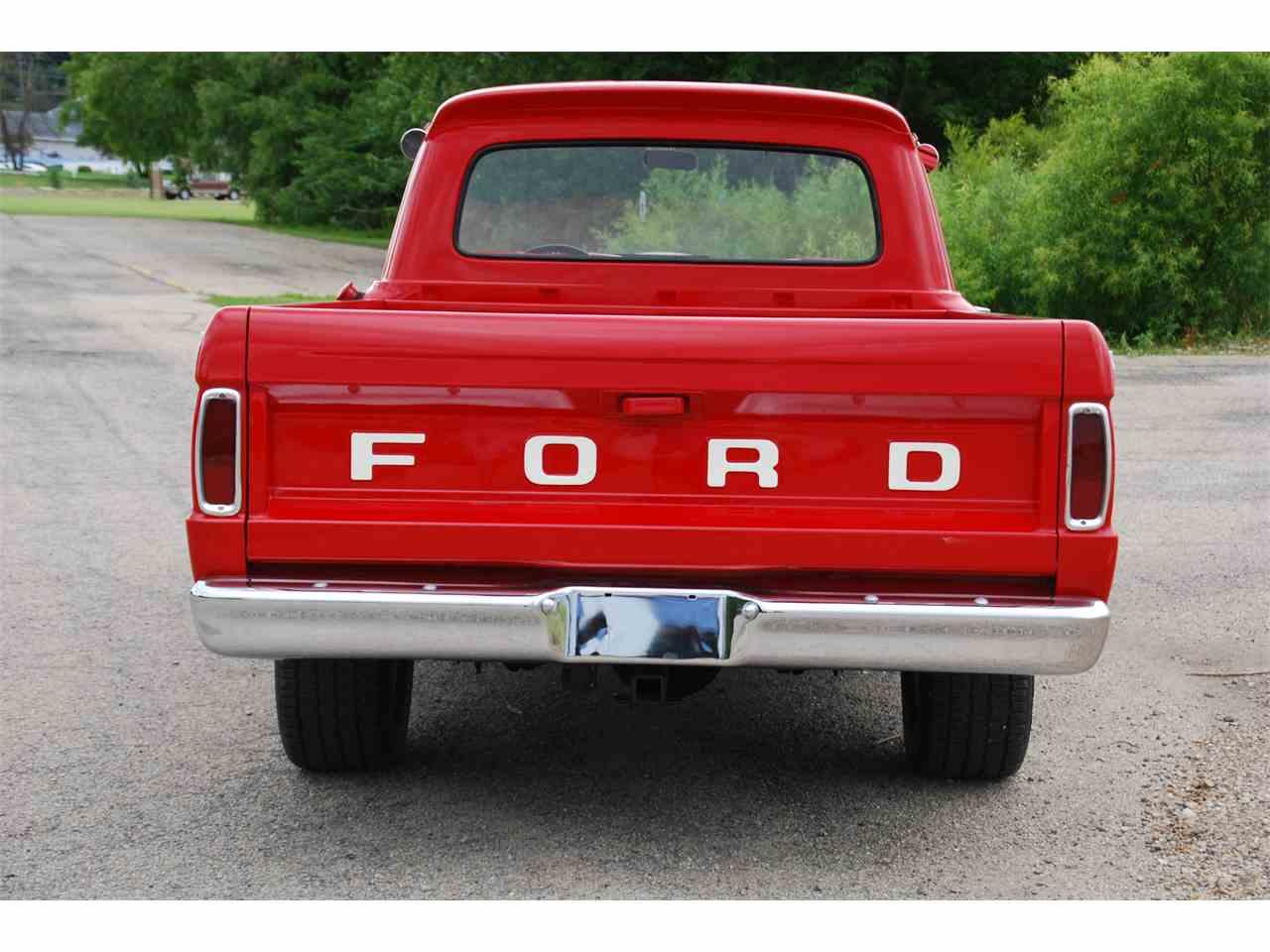 1964 Ford F100 For Sale Classiccars Com Cc 1037871