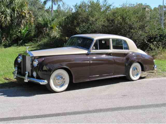 Picture of '59 Rolls-Royce Silver Cloud located in FLORIDA - $69,900.00 Offered by Vintage Motors Sarasota - M8TY