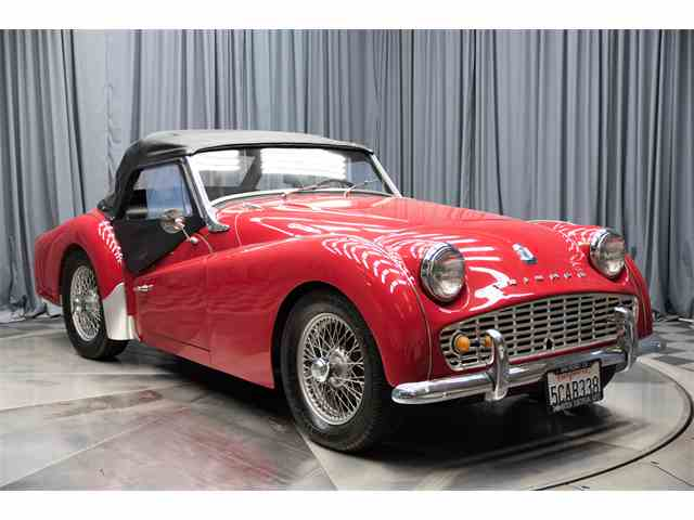 Picture of '60 TR3 - M8U7